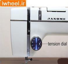 tension dial